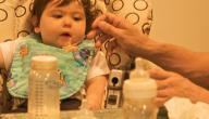 نظام تغذية الطفل الرضيع