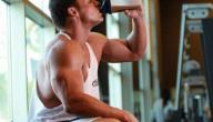 البروتين الزائد في الجسم