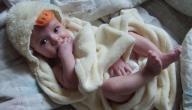 التهاب سرة المولود الجديد
