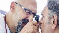 امراض بياض العين