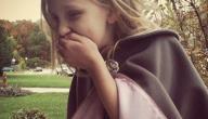 احسن علاج لزكام الاطفال