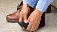 التهاب مسمار القدم