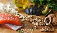نظام غذئي لخفض الكولسترول