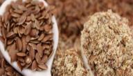 فوائد بذر الكتان للبشرة الدهنية