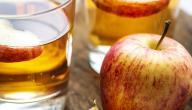 فوائد خل التفاح للبشرة الدهنية