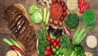 الطعام حسب فصيلة الدم