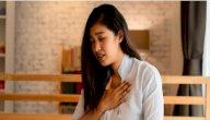 ضيق التنفس في الشهر الاول من الحمل