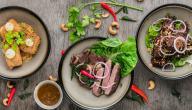 الأطعمة الغنية بالسعرات الحرارية والطاقة