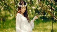 اعراض الحمل ببنت في الشهر السابع