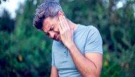 التهاب خلف الأذن