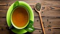 فوائد الشاي الاخضر للمعدة