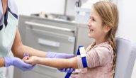 كم نسبة الدم الطبيعي للأطفال
