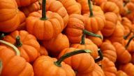 فوائد القرع البرتقالي