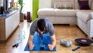 كيفية تقوية العضلات في المنزل