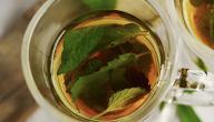 فوائد شاي النعناع