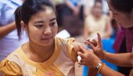 تطعيم الحامل في الشهر السابع