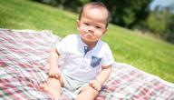سبب رائحة الغازات الكريهة عند الرضع