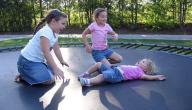 هل تعد الترامبولين آمنة للأطفال؟