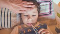 إسعاف التشنج الحراري عند الأطفال