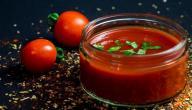 فوائد تجعلك تتناول صلصة الطماطم في الوجبات الغذائية!
