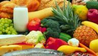 الأغذية الغنية بالحديد