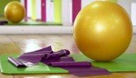 فوائد ممارسة التمارين الرياضية بالكرة المطاطية