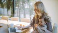 متى تستطيع الأم ترك الطفل والعودة للعمل؟