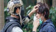 مكونات الغاز المسيل للدموع: هل يمكن أن تسبب العمى؟