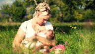 مدّة الرضاعة الطبيعية لحديثي الولادة