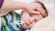 أعراض التهاب اللوز للرضع