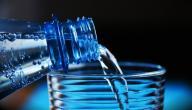 أضرار رجيم الماء