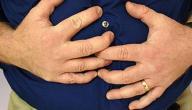 علاج انتفاخ البطن والغازات