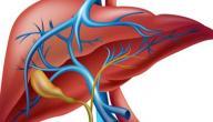 أعراض تضخم الكبد