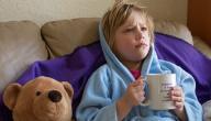 علاج رشح الاطفال