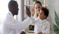 انتفاخ الغدد اللمفاوية عند الأطفال