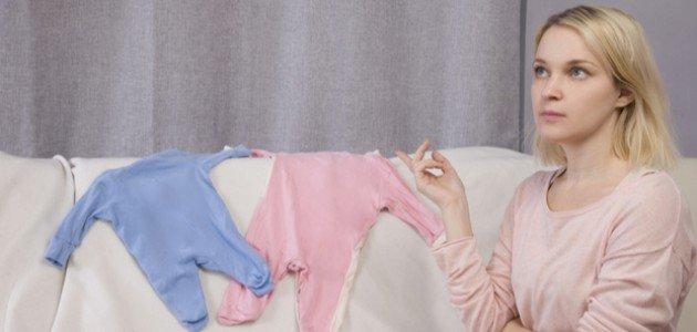 ما هى اعراض الحمل بولد فى الشهر الثانى