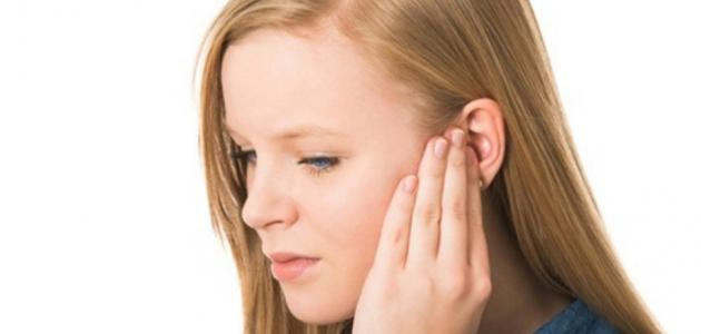 علاج وجع الأذن