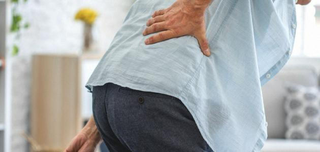 علاج مرض تيبس العمود الفقري