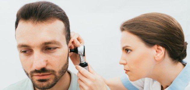 مدة علاج التهاب الاذن الوسطى