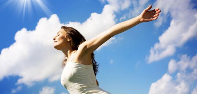 فوائد الشمس لجسم الانسان