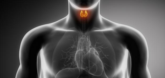 اعراض نشاط وخمول الغدة الدرقية