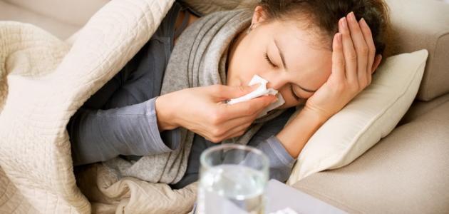 افضل علاج للزكام وسيلان الانف