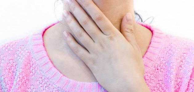 اعراض اضطراب الغدة الدرقية عند النساء