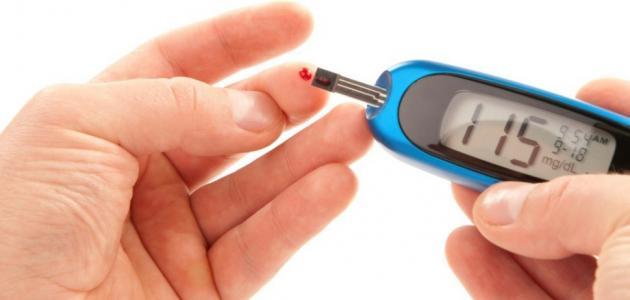 اختبار تحمل الجلوكوز