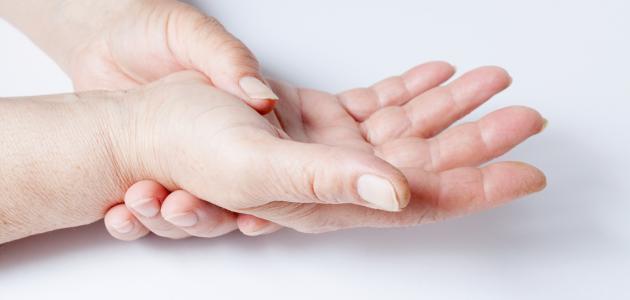 مرض تيبس الجلد