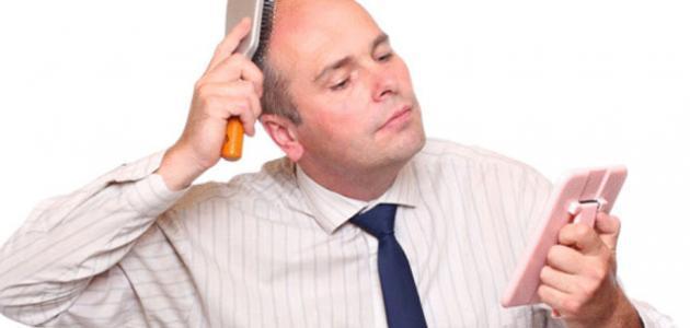 افضل علاج للصلع وتساقط الشعر