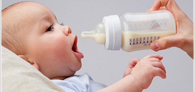 الرضاعة للأطفال حديثي الولادة