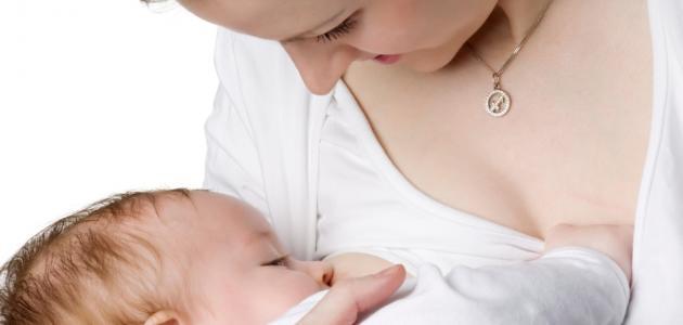 الفطام عن الرضاعة