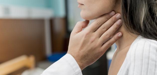 ارتفاع بسيط في هرمون الغدة الدرقية