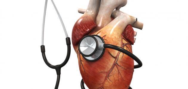 تضخم القلب للاطفال